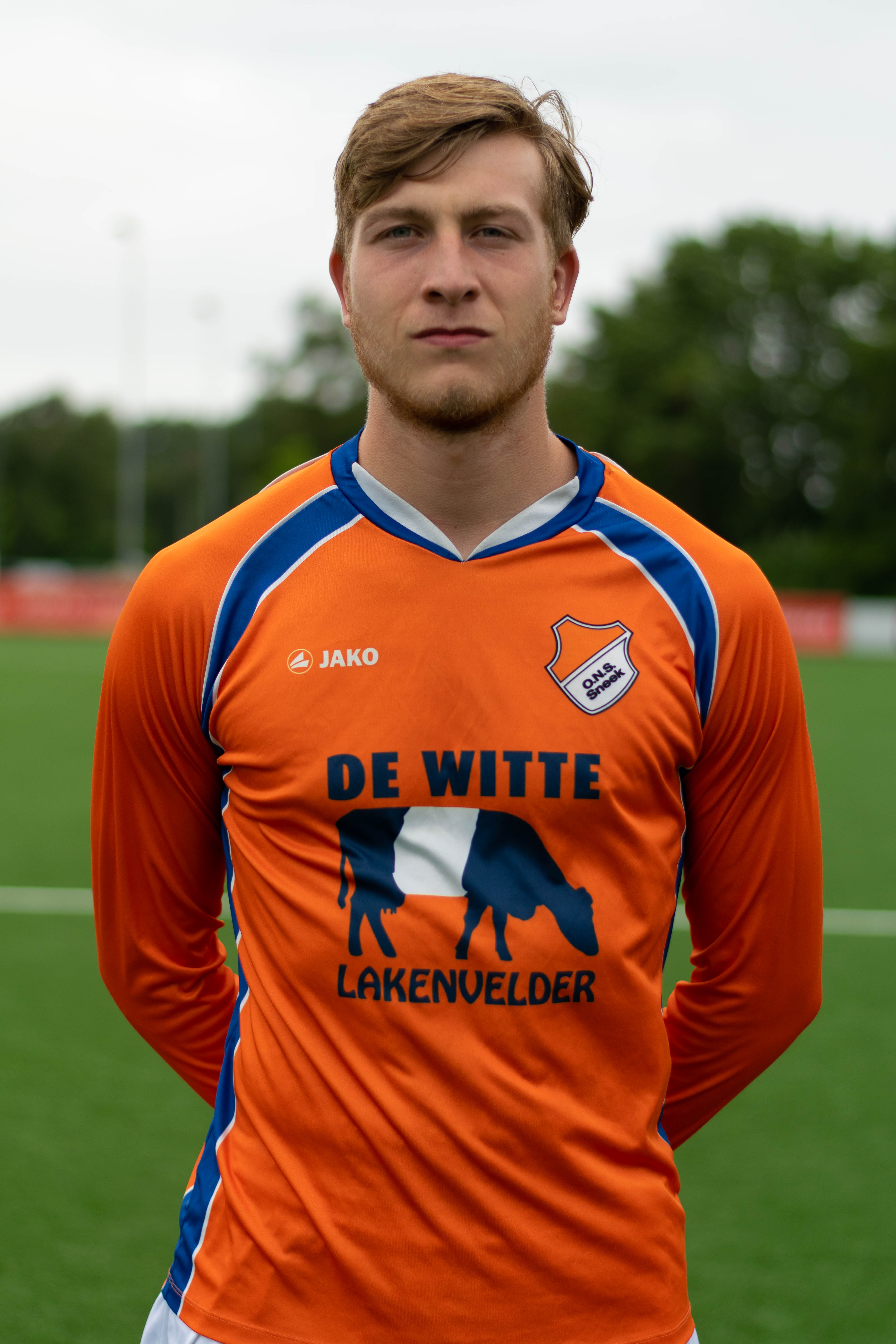 27 - Sam Crowther