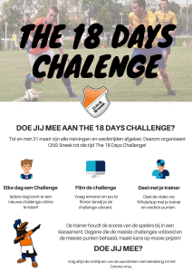 The 18 days chalenge (1)