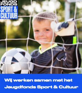 Banner sportclubs voetbal